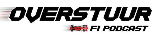 Logo for Overstuur - F1 Podcast